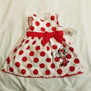 NWT Disney Parks 12 month dress & diaper cover
